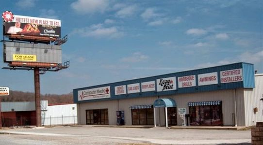 Kozy Heat located in Bentonville selling stoves, fireplaces, grills, & supplies.