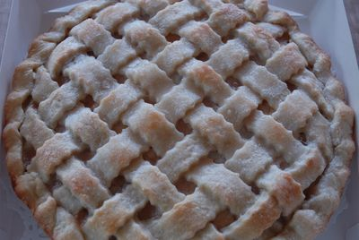 Sweet Farm Apple Pie