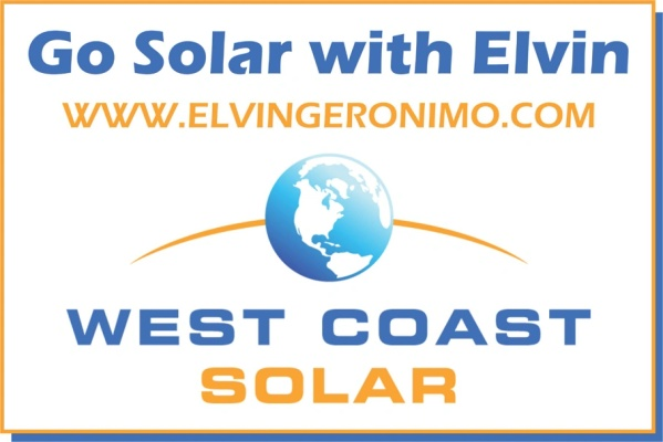 Save Money, Save the planet,  Go Solar with Elvin Geronimo!