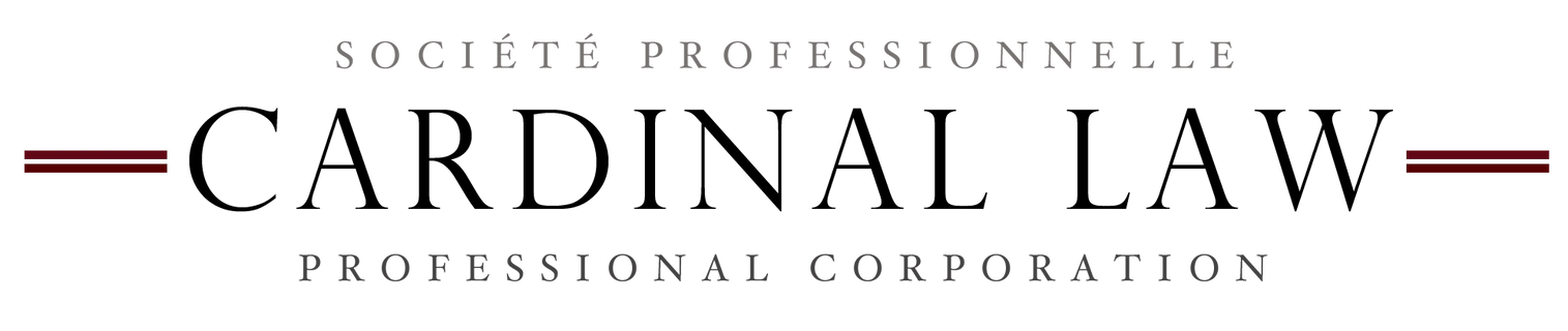 CARDINAL LAW PROFESSIONAL CORPORATION