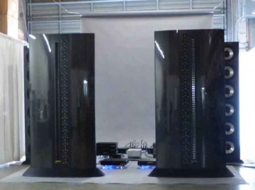 "Genesis Advanted Technologies ""Dragons"" before they were shipped to their new home..."