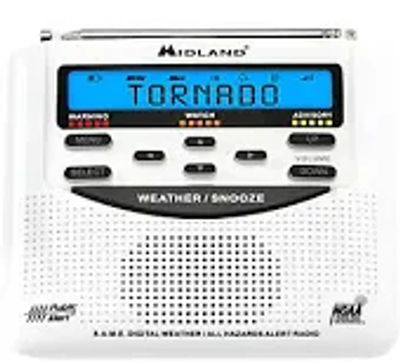 NOAA Weather Alert Radio