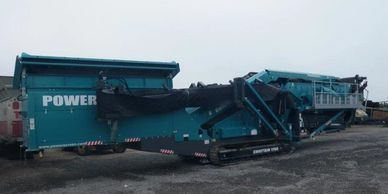 FOR SALE: 2015 Powerscreen Chieftain 1700