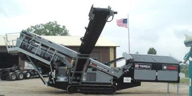 FOR SALE: 2013 Terex M1400 Rinser