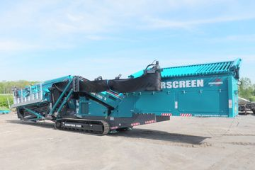 Powerscreen Chieftain 1700 Stock #9818 screen plant