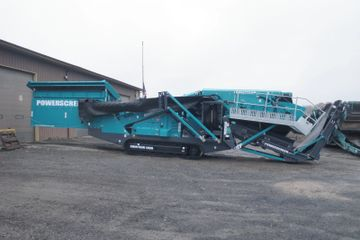 Powerscreen Chieftain 1400 Stock #0217 screen plant