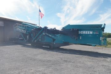 Powerscreen Chieftain 1700 Stock #6918 screen plant