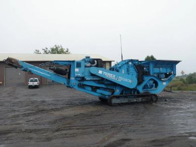 FOR SALE: 2007 Pegson Trakpactor 428
