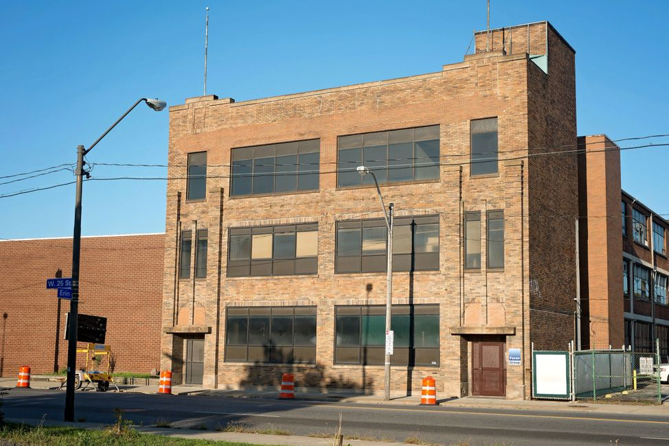 Cleveland Family Center  2937 West 25th  Cleveland Ohio 44113
