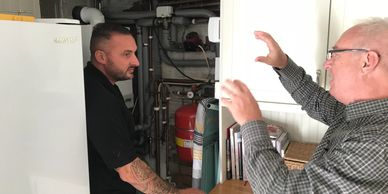 Heating and plumbing services in newbury