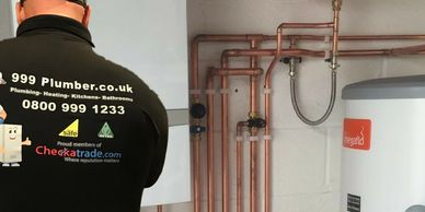 heating and plumbing services in Newbury, Thatcham and surrounding areas