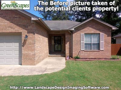 GreenScapes landscape design software has the answer to a competitive market.