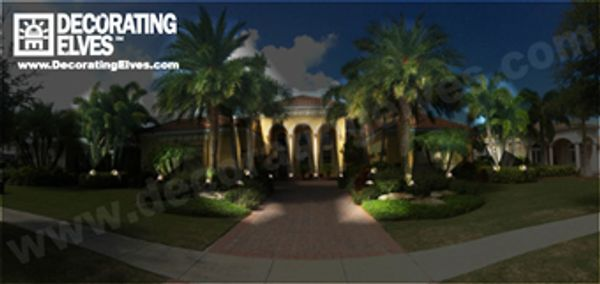 Landscape Lighting Software makes it much easier to sell landscape lighting fixtures.