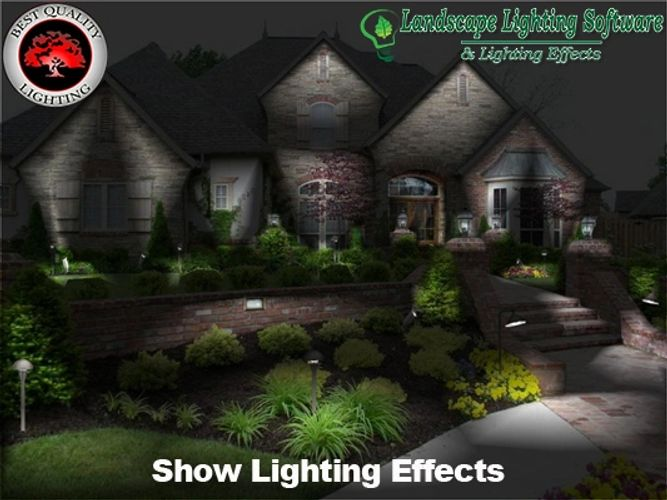 Best quality lighting landscape lighting software landscape best quality lighting design using landscape lighting effects aloadofball Choice Image