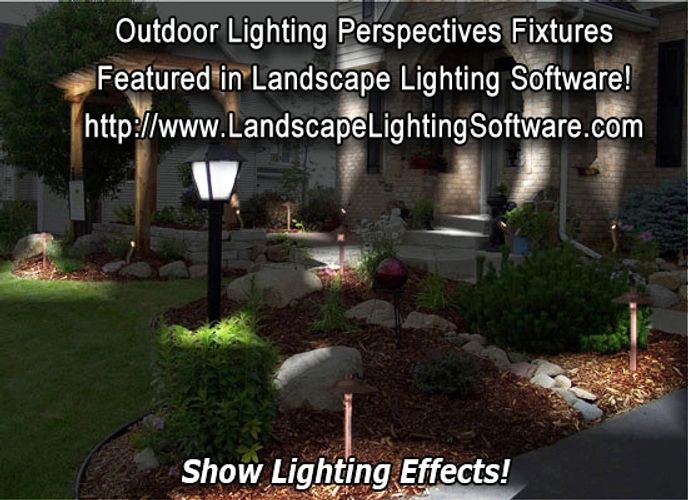 Outdoor Lighting Perspective Outdoor lighting olp landscape lighting software outdoor lighting perspective makes it easy to envision workwithnaturefo