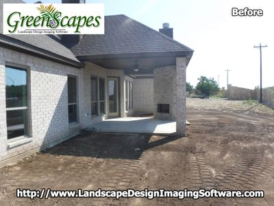 Do you install landscape lighting, pavers and gardens. Use GreenScapes garden design software.