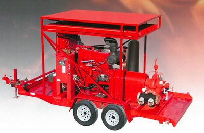 Turnkey fire pump rebuilds with standby automatic protection