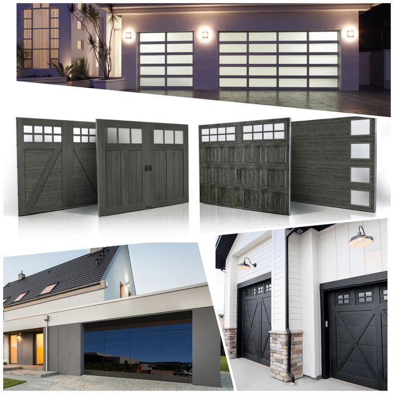 New Garage doors Richmond