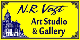 N.R. (Nick) Vogt - Art Studio/Gallery