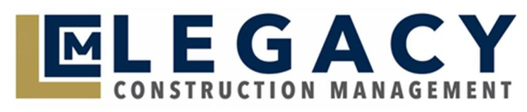 Legacy Construction Management