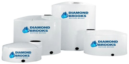 commercial & residential bulk water delivery service,diamond brooks bottled waters