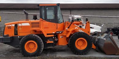 Doosan DL250 Wheel Loader