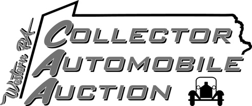 Western PA Collector Automobile Auction