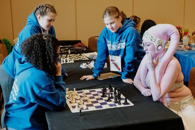 Philadelphia Chess Society US Chess All-Girls Nationals Chess