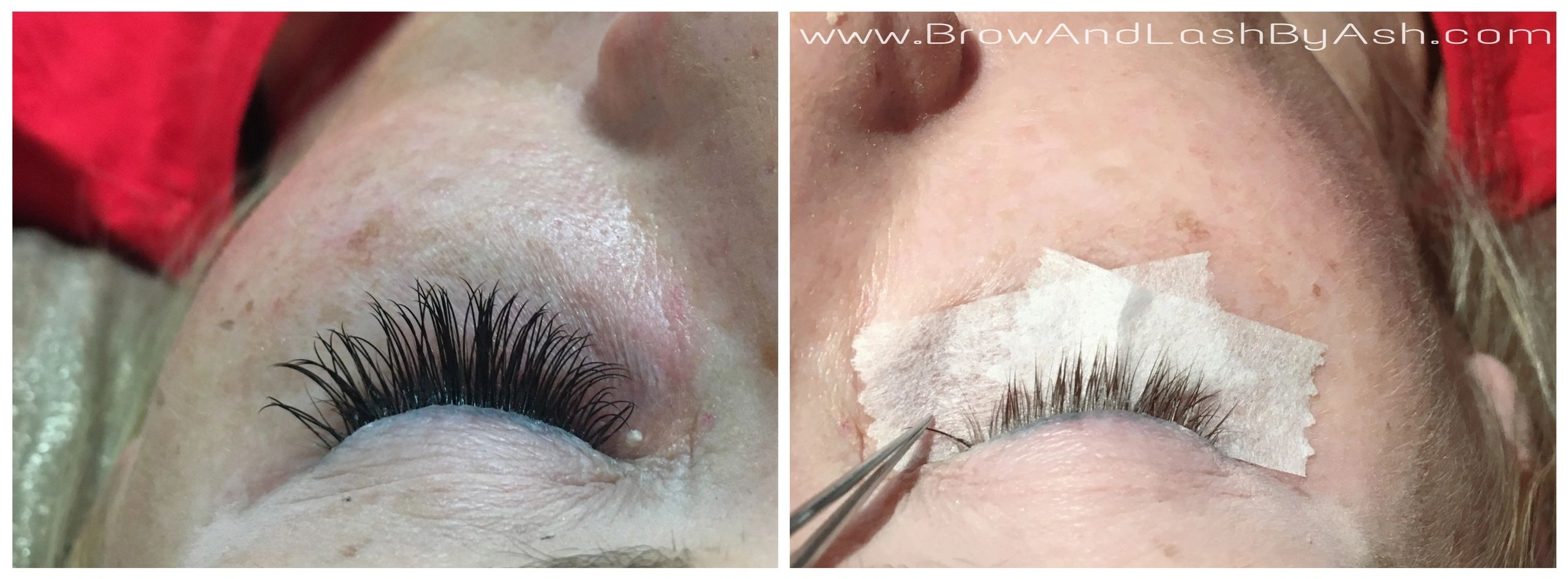 Brow And Lash By Ash Microblading Lash Extensions