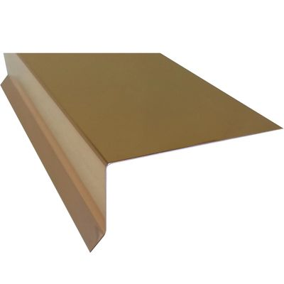 Best prices on Copper Flashing including Copper Drip Edge....Fast Delivery!