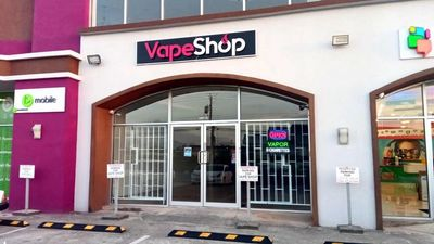 We have been rated #1 Vape Shop in Trinidad and Tobago. Known great customer service and prices!