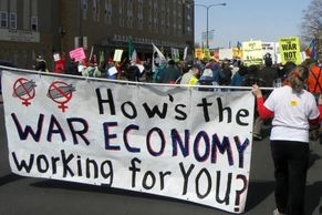 How is the WAR ECONOMY working for you?