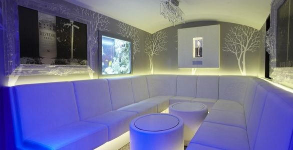 VIP NIGHTCLUB DESIGN For the Belvedere Booths at Vendome Mayfair