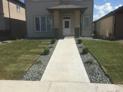 Landscaping Company in Winnipeg. Sod and Landscaping Winnipeg.