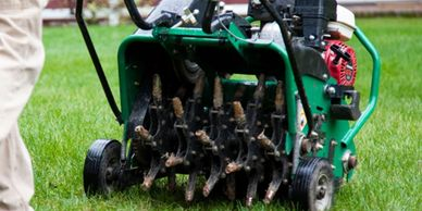 Aeration in Winnipeg. Lawn Care Service and Aeration in winnipeg. Aeration Company.