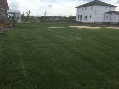 Winnipeg Sod Installation. Landscaping in Winnipeg with Sod.