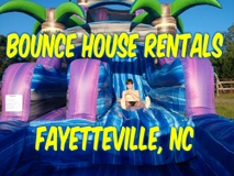 Bounce House Rentals Fayetteville NC