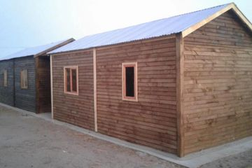 3 x 12 Wendy house Wooden cabin Timber home Paynes log and timber