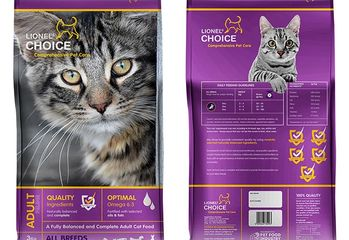 Dog food Lionel's choice Puppy Adult Cat food