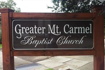 Greater Mount Camel Baptist Church
