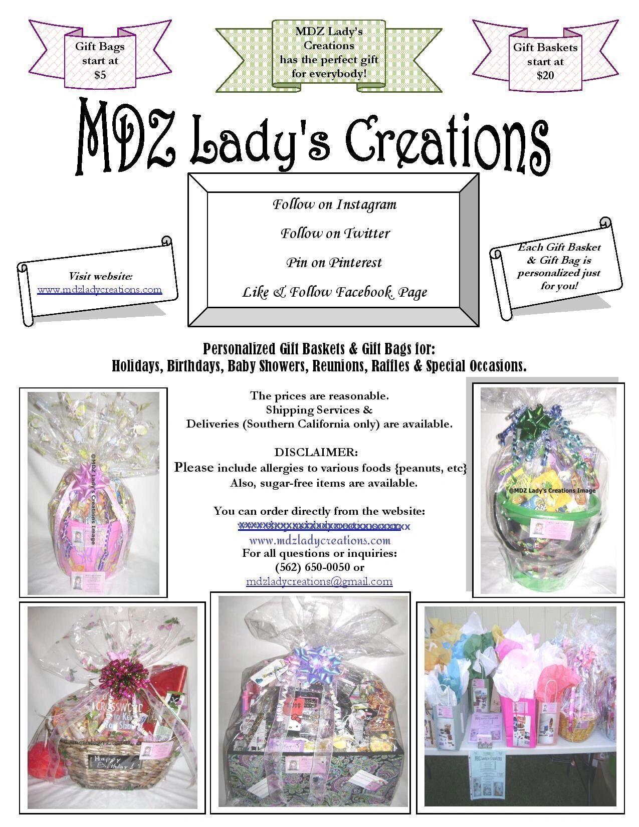 MDZ Lady's Creations®