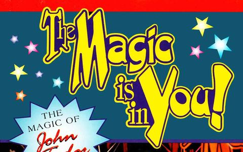 The Magic is in You! logo.