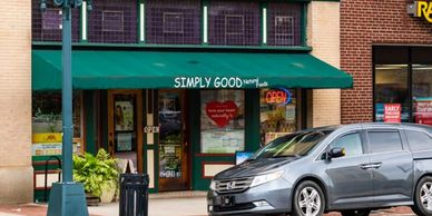 Simply Good has been proudly serving downtown Salisbury since 1979! Thank you for 40 years.