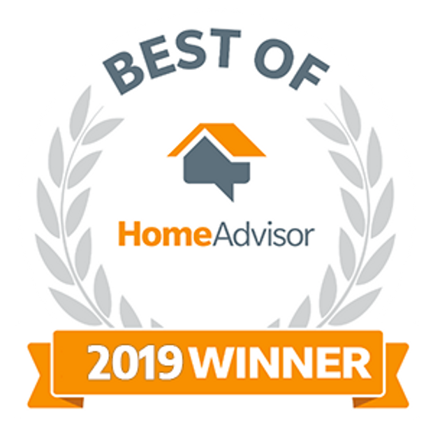 Best of Home Advisor Badge 2019
