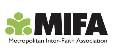 MIFA (Metropolitan Inter-Faith Association) Logo