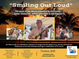 Smiling Our Loud A tribute to Jim Morris