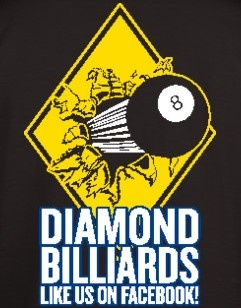 DIAMOND BILLIARDS RANCHO CORDOVA