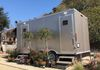 Deluxe Suite luxury restroom trailer day