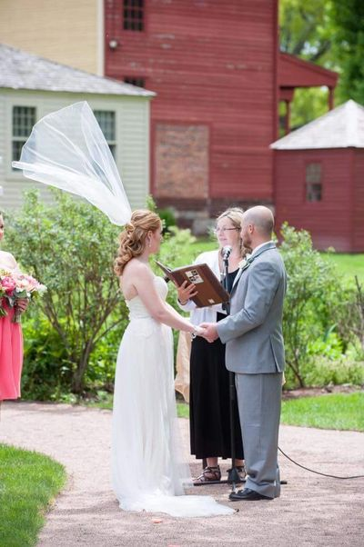 Web Barn wedding, Judy Thompson justice of the peace, wedding officiant, non-denominational minister