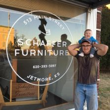 Schaffer Furniture  513 Main in Jetmore, KS